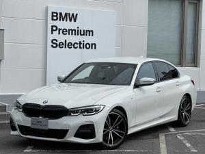 BMW 3シリーズ 320i Mスポーツ ハイラインパッケージ ・ファストトラックパッケージ・オプション19インチAW・Mブレーキ・ブラックレザー・ブラックキドニーグリル・アンビエントライト無車両・アクティブクルーズコントロール・ハンズオフ・全周囲カメラ・G20