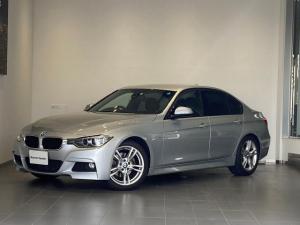 BMW 3シリーズ 320d Mスポーツ アクティブクルーズコントロール 衝突被害軽減ブレーキ キセノンヘッドライト 純正HDDナビ Bluetooth ミュージックサーバ コンフォートアクセス バックカメラ PDCセンサー ミラーETC