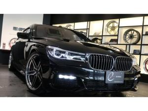 BMW 7シリーズ 740eアイパフォーマンス Mスポーツ 新品エナジー21AW