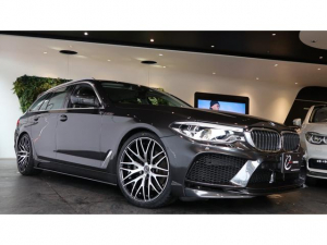 BMW 5シリーズ 523iツーリング ラグジュアリー 新品エナジーカスタム仕様