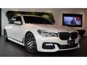 BMW 7シリーズ 740eアイパフォーマンス Mスポーツ 新品20AW タイヤ