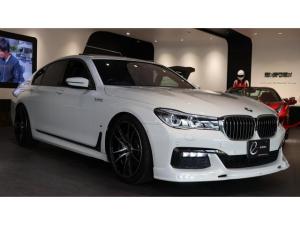 BMW 7シリーズ 740eアイパフォーマンス Mスポーツ エナジーコンプリートカーEVO G11.2 ガラスサンルーフ ヘッドアップディスプレイ ソフトクローズドドア ACC 衝突軽減 車線逸脱 プラグインハイブリッド ブラックナッパレザー 記録簿