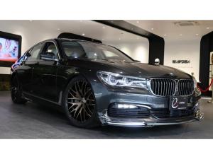 BMW 7シリーズ 740i プラスパッケージ サンルーフ ヘッドアップディスプレイ クライメートコンフォートガラス アイボリーレザーシート ソフトクローズドア アクティブクルーズコントロール 衝突軽減 ハーマンカードン 記録簿
