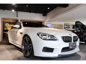 BMW M6 グランクーペ MDCT ドライブロジック 後期モデル コンフォートP Fベンチレーションシート Fアクティブシート Rシートヒーター 4ゾーンオートマチックエアコンディショナー H29 30 R1年度点検記録簿有