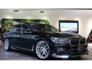 BMW 7シリーズ 750i エナジーコンプリートカーEVO G11.1 プラスパッケージ マルチファンクションレザーステアリング クライメートコンフォートガラス ヘッドアップディスプレイ サンルーフ レーザーライト 鍛造21AW