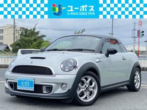 MINI クーパーS クーペHID・ETC・禁煙車・社外ナビ・1オナ