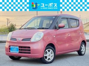 日産 モコ E 10月23日入庫・禁煙車・ETC・スマートキー・社外HDDナビ・電格ミラー・社外13AW・ユーザー買取・