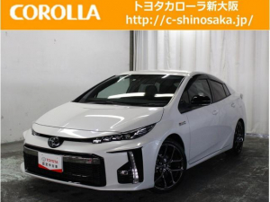 トヨタ プリウスPHV Sナビパッケージ・GRスポーツ 衝突軽減ブレーキ  ETC