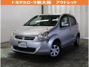 トヨタ パッソ X ユルリ メモリーナビ フルセグ
