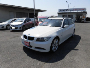 BMW 3シリーズ 320iツーリング スマートキー 社外19AW