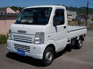 スズキ キャリイトラック KCエアコン・パワステ 5MT 2WD 走行13201km