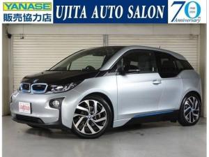 BMW i3 アトリエ レンジ・エクステンダー装備車 プラスパッケージ 94Ah 19インチBMW iタービンスタイリング428アロイホイール ACC フロントシートヒーティング LEDヘッドライト ナビ リアビューカメラ