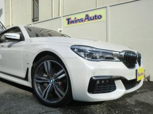 BMW 7シリーズ 740eアイパフォーマンス Mスポーツ メーカーナビ 革シート サンルーフ ハーマンカードン 全周囲モニター レーンキーピング