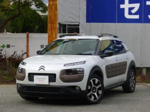 シトロエン C4 カクタス ベースグレード 認定中古車 1年保証 弊社顧客車両 ナビ ETC ドラレコ