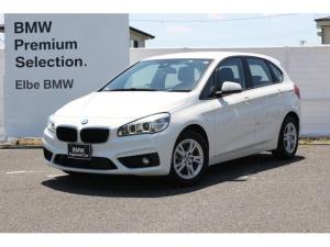 BMW 2シリーズ 218dアクティブツアラー/プラスPKG/社外地デジ/