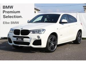 BMW X4 xDrive 28i Mスポーツ/黒レザー/ACC