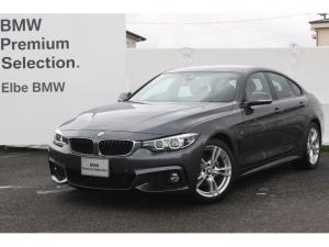 BMW 4シリーズ 420iグランクーペ MスピリットACC/レーンチェンジW