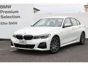 BMW 3シリーズ 330e Mスポーツ レザーハイラインPKG18AWランバーサポートACC シートヒータ 電動シート