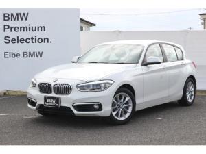 BMW 1シリーズ 118d スタイル ホワイトパネル ホワイトハーフレザーブルートゥース クルーズコントロール アイドリングストップ