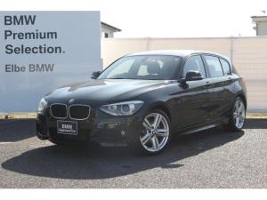 BMW 1シリーズ 116i Mスポーツ アイドリングストップミュージックサーバー18インチ キセノン バックカメラ リアPDC