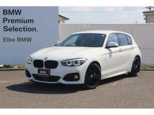 BMW 1シリーズ 118i Mスポーツ エディションシャドー ワンオーナー 禁煙車 弊社下取り PDC 茶革 シートヒーター ACC コンフォートA Fドラレコ