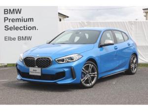 BMW 1シリーズ M135i xDrive ハイパワースポーツタイプ 正規ディーラー2年保証付 デビューPKG 電動ゲート Mブレーキ ACC デモカー 禁煙車