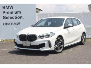 BMW 1シリーズ M135i xDrive デビューPKG電動ゲートMブレーキACCMバケットシート Mシートベルト ワイヤレスチャージデモカー 禁煙車
