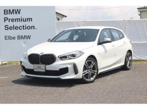 BMW 1シリーズ M135i xDrive デビューPKG電動ゲートMブレーキACCデモカー 禁煙車Mバケットシート Mシートベルト ワイヤレスチャージ