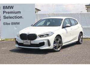 BMW 1シリーズ M135i xDrive デビューPKG電動ゲートMブレーキACCシートヒータ 電動トランク トランクパネル アルカンターラ アンビエント