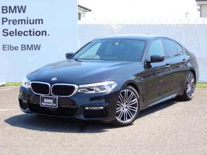 BMW 5シリーズ 523i Mスポーツ ACC電動トランクFカメラRフィルムウッドパネル 電動シート 電動ゲート