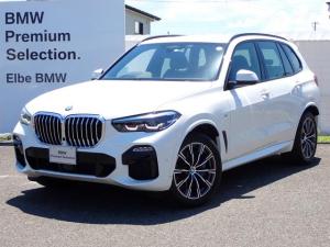 BMW X5 xDrive 35d Mスポーツ HUD黒革電動MブレーキACC地デジ