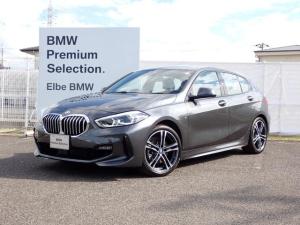 BMW 1シリーズ 118i Mスポーツ ストレージPイルミパネルACC電動トランク
