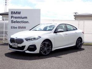 BMW 2シリーズ 218iグランクーペ Mスポーツ ナビパッケージパーキングアシストACC18インチAW デモカー
