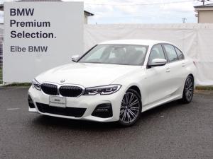 BMW 3シリーズ 320i Mスポーツ HIFI 電動トランク Fカメラ 前後PDC コンフォートPKG  パーキングアシスト 18インチAW デモカー禁煙車
