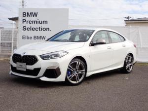 BMW 2シリーズ M235i xDriveグランクーペ ACC黒革電動シートMブレーキ18インチAW デモカー