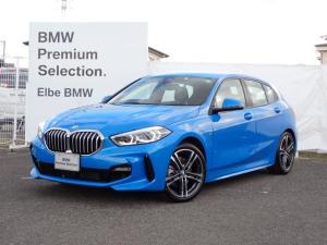 BMW 1シリーズ 118i Mスポーツ 車歴レンタ ナビPKG コンフォートPKG ストレージPKG 18インチAW