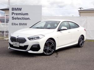 BMW 2シリーズ 218iグランクーペ Mスポーツ ストレージPドライビングアシストライトPナビPKG 18インチAWデモカー