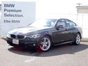 BMW 4シリーズ 420iグランクーペ Mスピリット ACC電動トランクLED電動シート18インチAW MエアロダナミックPKG デモカー