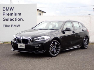 BMW 1シリーズ 118i Mスポーツ ストレージP電動ゲートACCイルミパネルナビPKG コンフォートPKG ACC 18インチAW