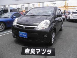 トヨタ パッソ 1.0X L-PAK キリリ ナビ TV バックカメラ