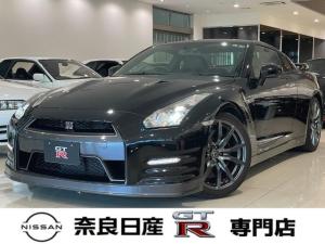 日産 GT-R ブラックエディション ワンオーナ・車検有車・純正レカロシート・ディーラー記録簿多数・インテリキー・ETC・ドラレコ