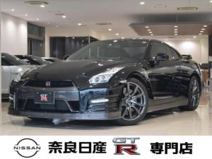 日産 GT-R ブラックエディション 電動RECAROシート BOSEサウンドシステム LEDヘッドライト クルーズコントロール 純正ナビ 純正20AW