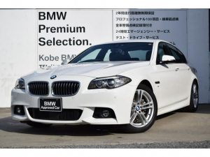 iBMW BMW 523d Mスポーツ ACC 18AW TV 認定保証付