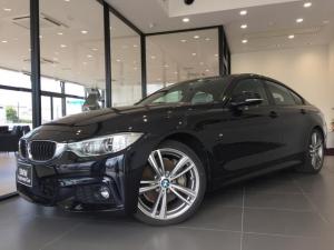 BMW 4シリーズ 435iグランクーペ Mスポーツ ガラスSR黒革ヘッドアップ