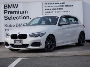 BMW 1シリーズ M140iエディションシャドー 黒革LED電動シート18AW
