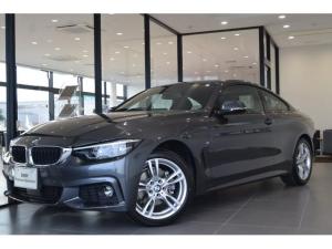 BMW 4シリーズ 420iクーペ Mスピリット 弊社デモカーLEDライト