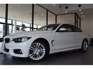 BMW 4シリーズ 420iクーペ Mスピリット弊社デモカーACCHDDナビ