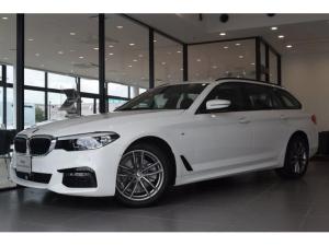 BMW 5シリーズ 523dツーリング Mスピリット 弊社デモカー電動テール