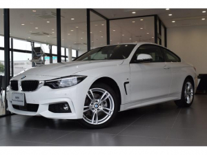 BMW 4シリーズ 420iクーペ Mスポーツ 液晶メータACC保証継承18AW