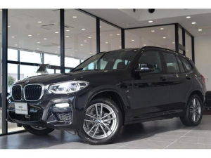 BMW X3 xDrive 20dMスポーツACC禁煙車HDDナビBカメラ